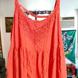 Pretty and lightweight sundress from Torrid